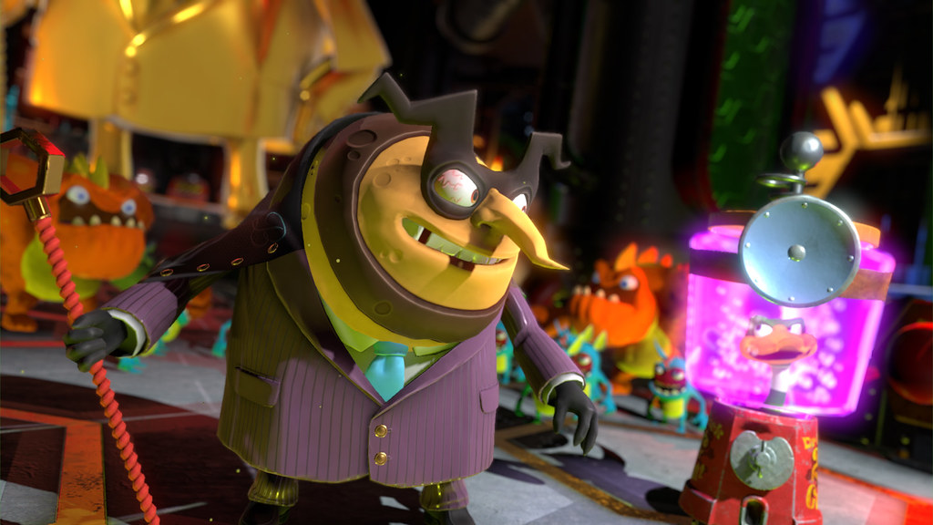 How Yooka-Laylee is updating the '90s-style 3D platformer