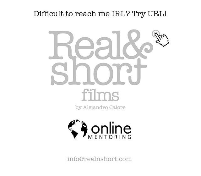 REAL&SHORT Online Mentoring