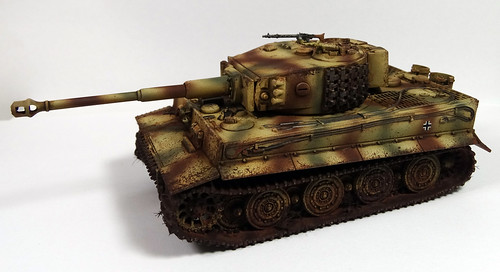 Bolt Action - German Tiger I