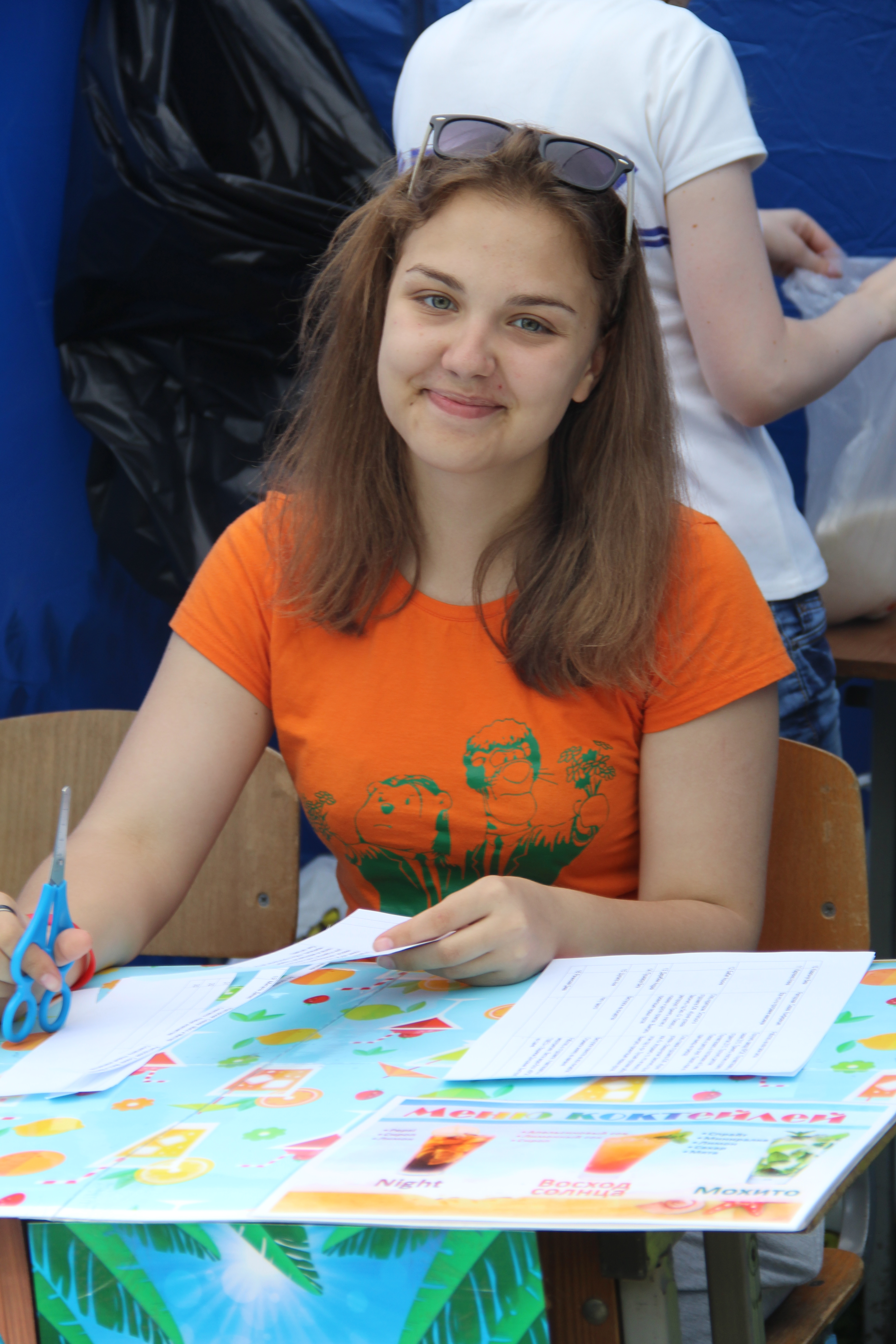Виїзна школа студентського активу / 25-27.06.2016
