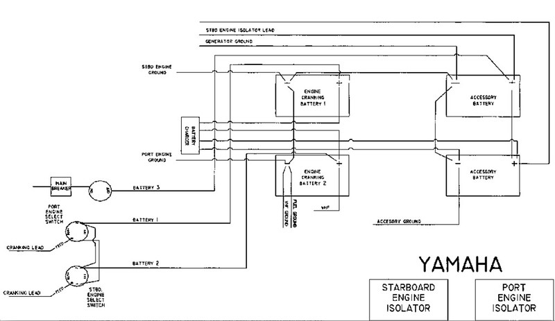 gw 330 express battery switch grady white boat owner's forum chris craft wiring diagram here is the wiring diagram