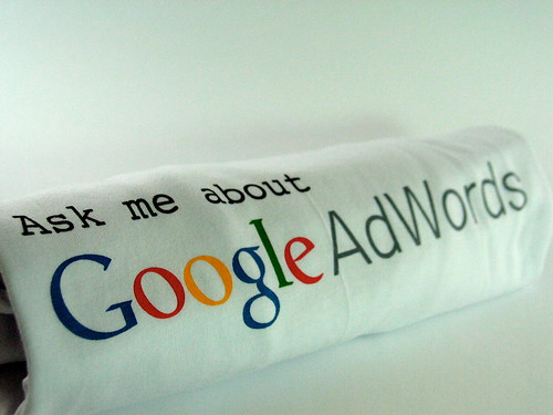 Google AdWords T-shirt