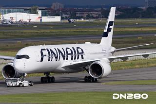 Finnair A350-941 msn 028