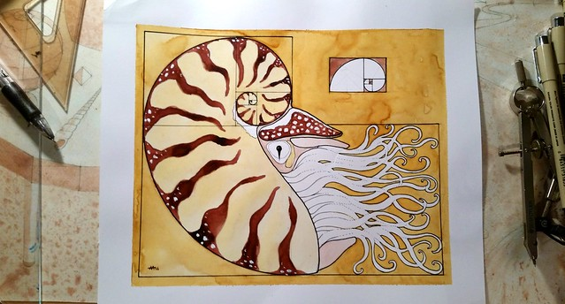 Golden Nautilus