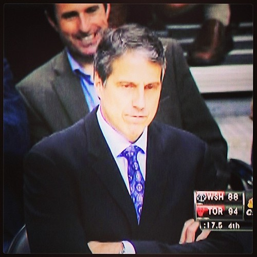 Game 12 #WittmanFace: 'Sometimes u gotta let sadness reside on the outside. Because your insides, well, you gotta preserve your insides.' #wizards | by truthaboutit