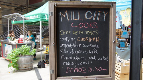 June 18, 2016 Mill City Farmers Market