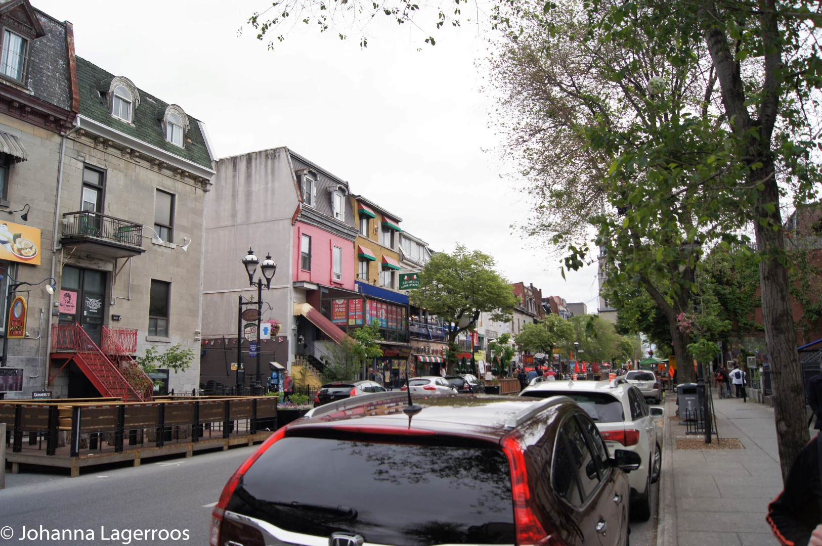 St. Denis Montreal