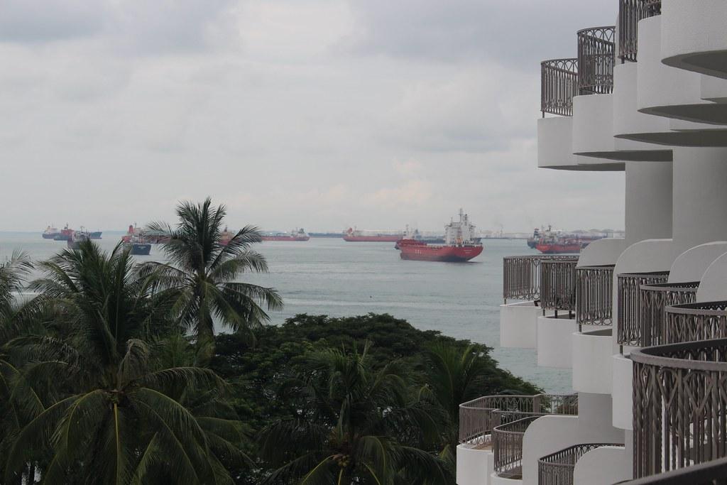 Shangri La resort, Sentosa, Singapore