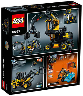 LEGO Technic 42053 back