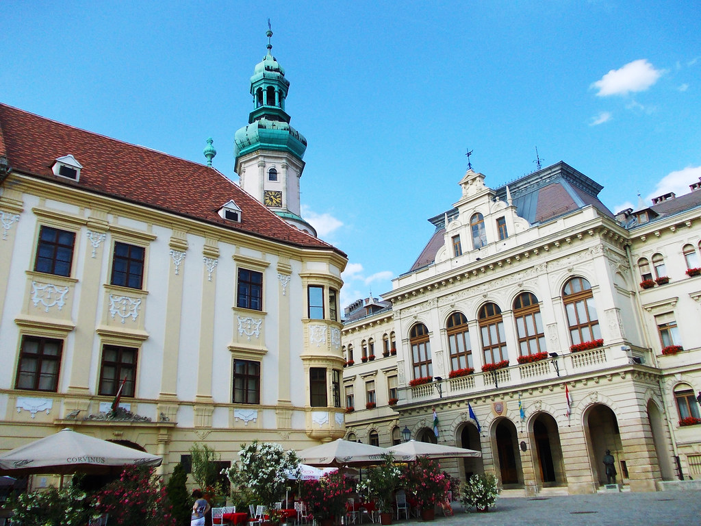 7 Charming Hungarian Cities: Sopron, Hungary