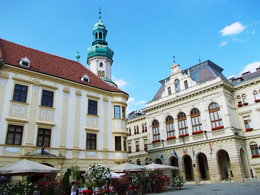7 Charming Hungarian Cities: Sopron, Hungary