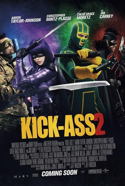 (2013) Kick-Ass 2