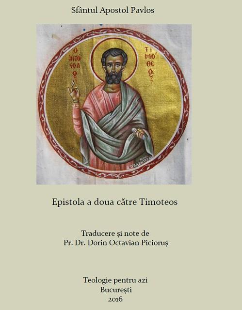 Epistola a doua catre Timoteos
