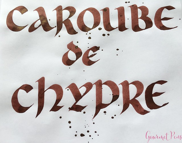 Ink Shot Review J. Herbin 1670 Caroube de Chypre @BureauDirect3722_WM