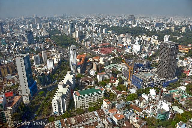 Saigon de cima