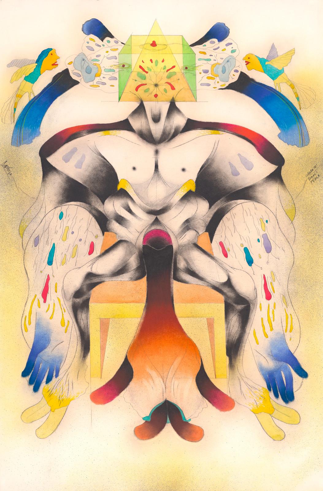 Karol Baron - Phoenix 2, 1990-2000
