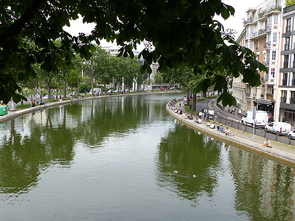 boucle du canal