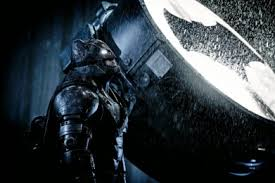 Imagens vazadas - Batman vs Superman