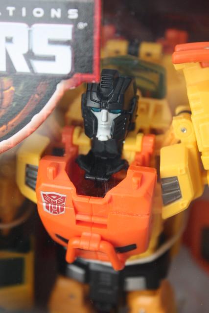 [Transformers] Sandstorm (voyager)
