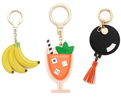 Novelty Keyrings from Shopbop