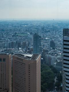 Shinjuku Nomura Building landscape 3