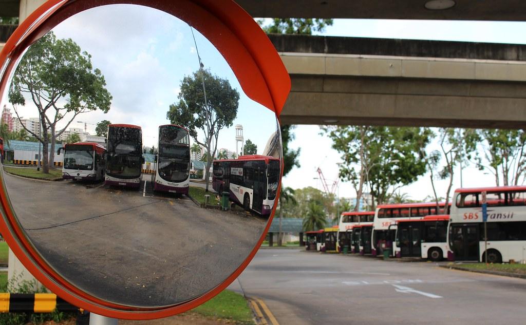 Pasir Ris bus terminal, Singapore