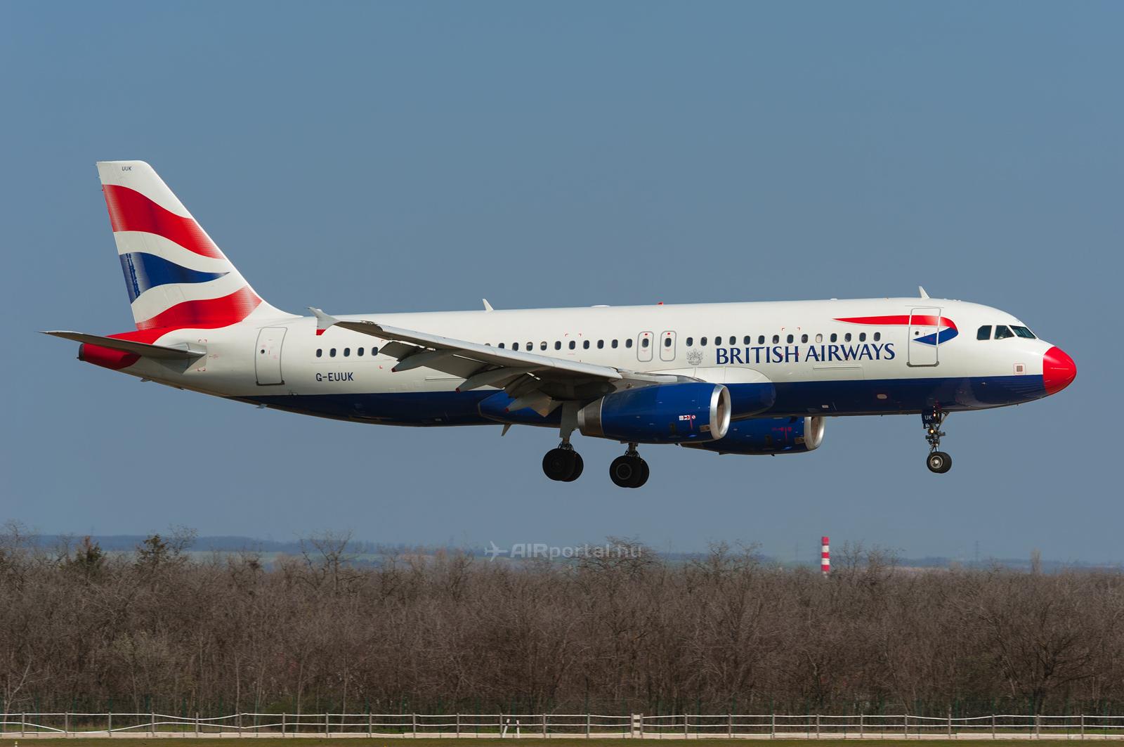 Több szék, kisebb lábtér a British Airways járatokon