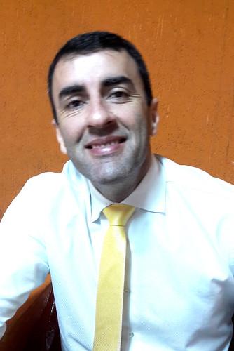 Mestre Carlos Carvalho