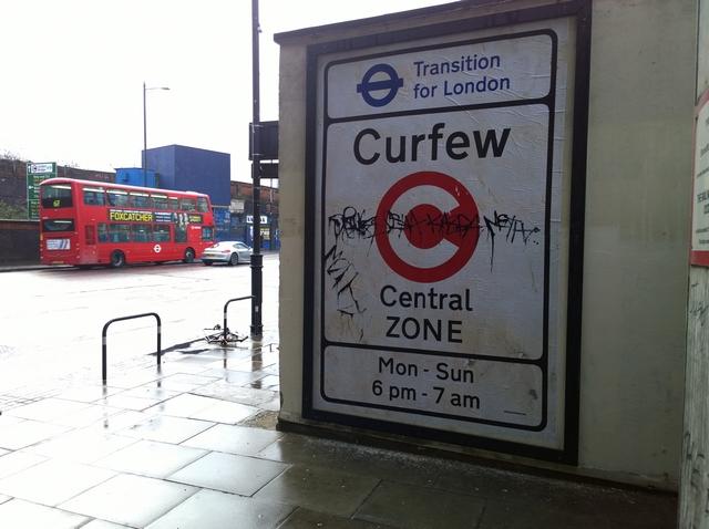 Dr d Curfew Zone