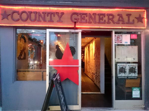 County General storefront