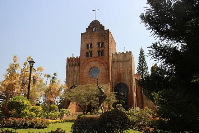 Caleruega Church, Nasugbu