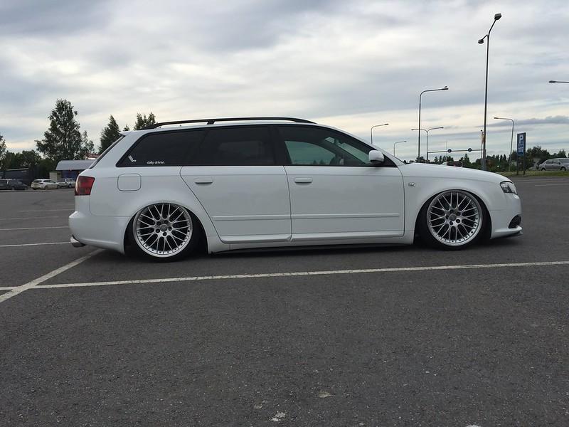 Zoml: Audi A4 B7 Avant //Mätäs Crew - Sivu 4 27844804511_8a6c6f5a5e_c