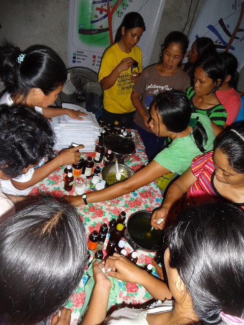 Basic Health Training of CHWs in Brgy. Pinamalatican, Capiz