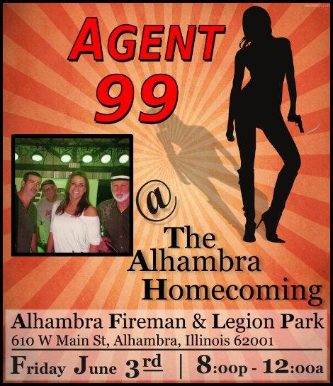 Agent 99 6-3-16
