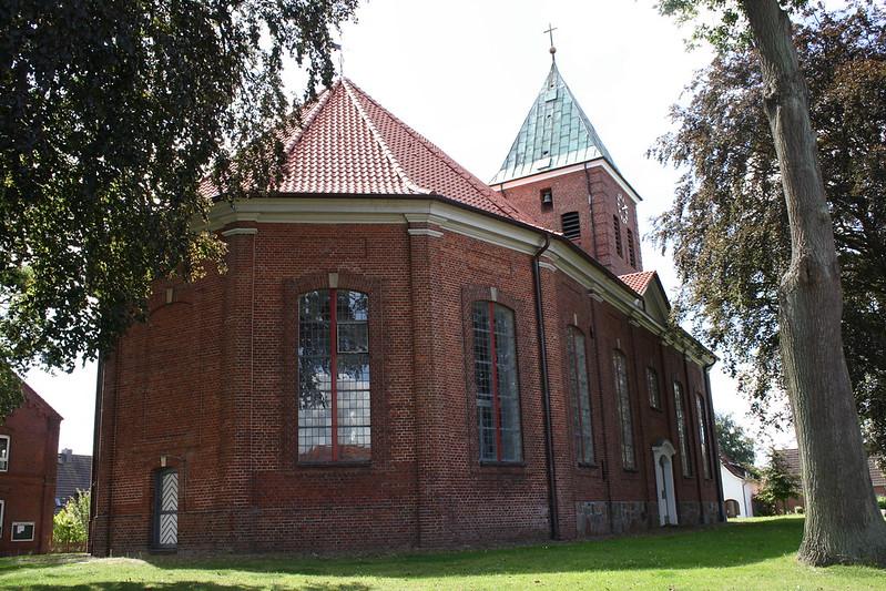 Kirchen in Dithmarschen