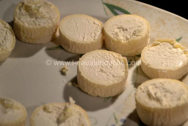 Salade au Chèvre Chaud et Jambon Cru © Ana Luthi Tous droits réservés 03