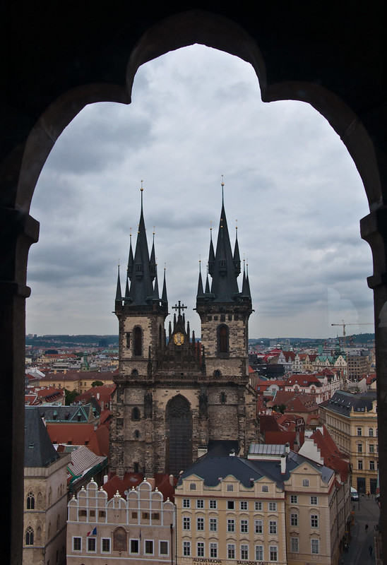 Tyne Church, Prague