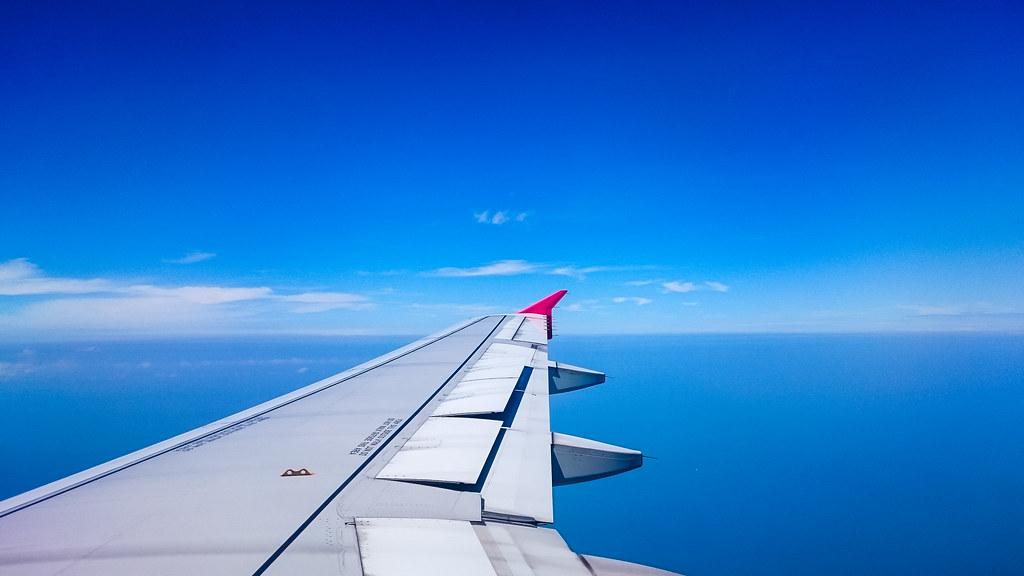 Den bedste plads i flyet