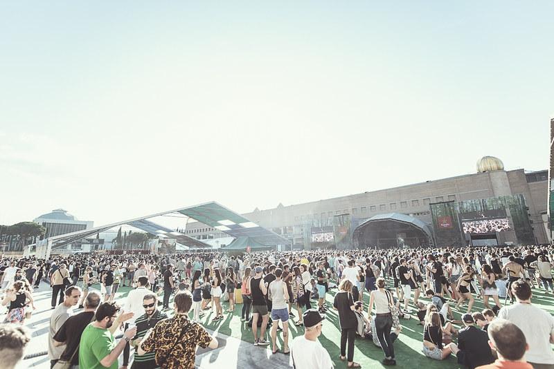SONÀR FESTIVAL 2016 par Gaétan CLEMENT