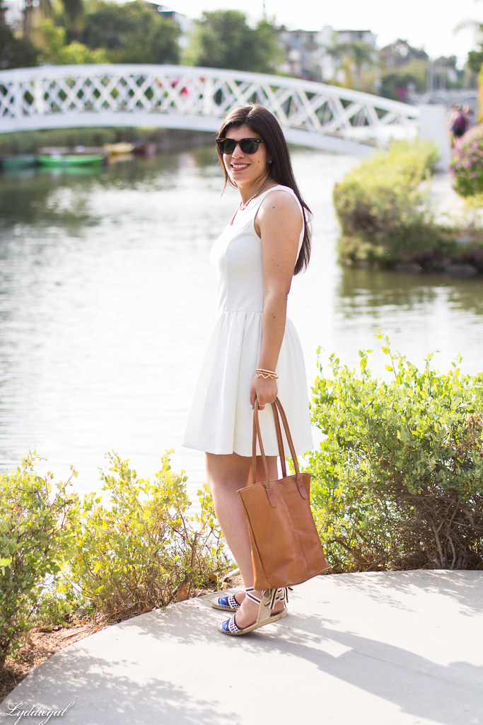 little white dress, espidrilles, leather tote-2.jpg