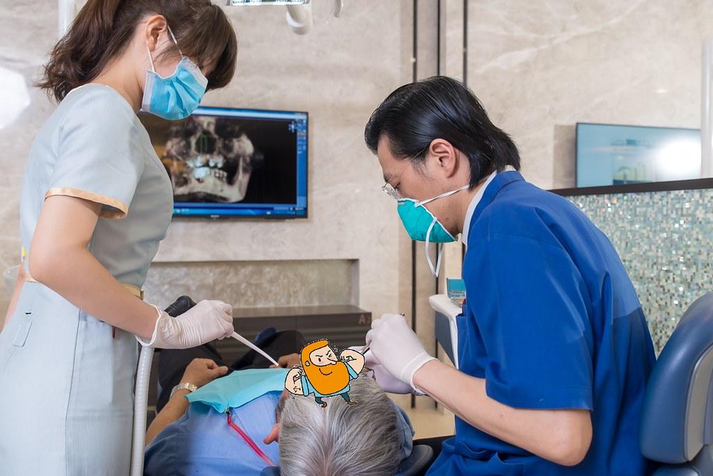 牙周病可以植牙嗎?台南遠東牙醫的植牙新技術-導航植牙 (12)
