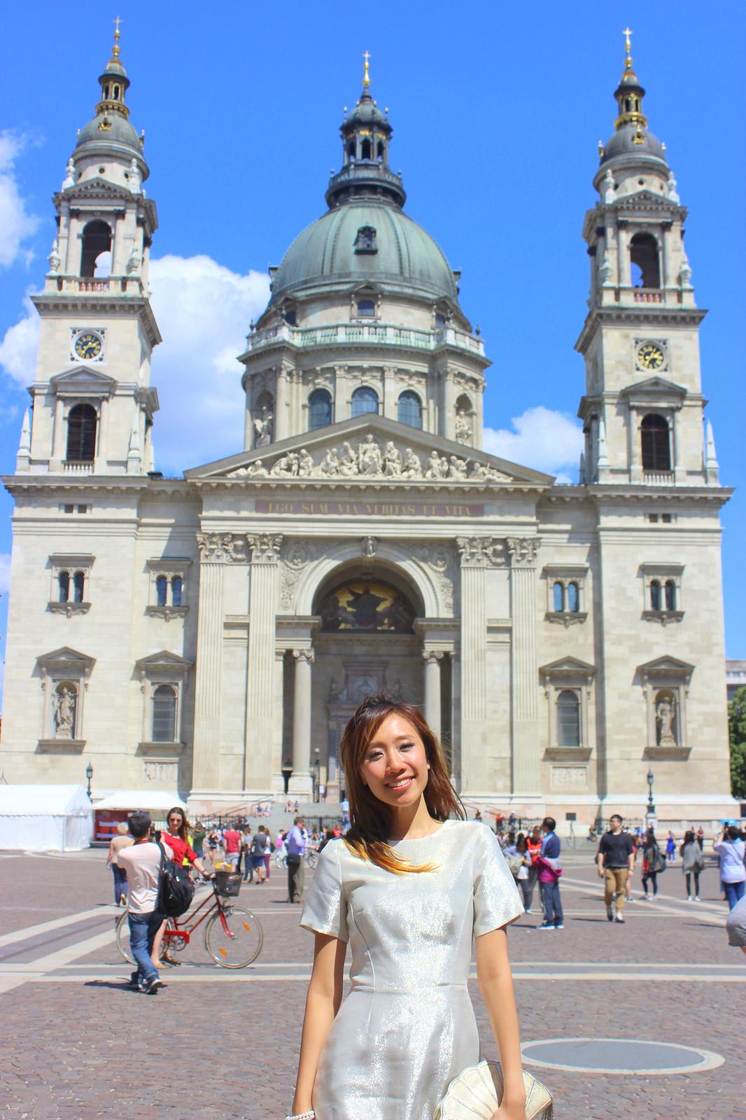 st stephan basilica