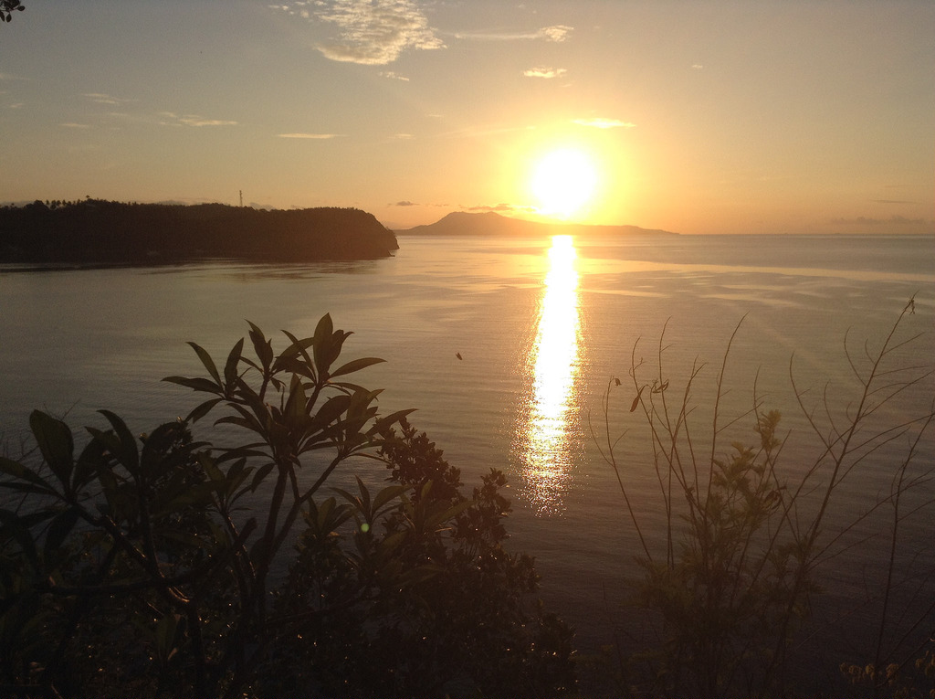 Punta del Este Sunrise