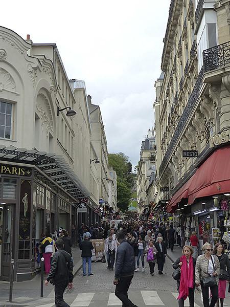 rue de l'élysée montmartre