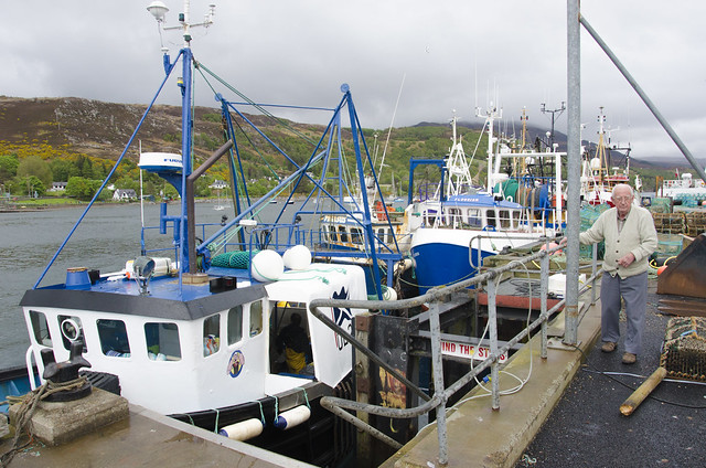 Ullapool fishing boats
