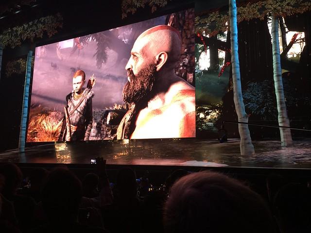 E3 2016 Sony Microsoft briefingd