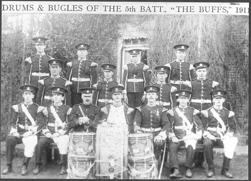 1911- The Buffs