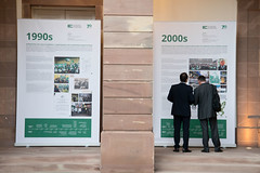 "Exhibition ""70 Years of Campaigns for a United and Federal Europe"""