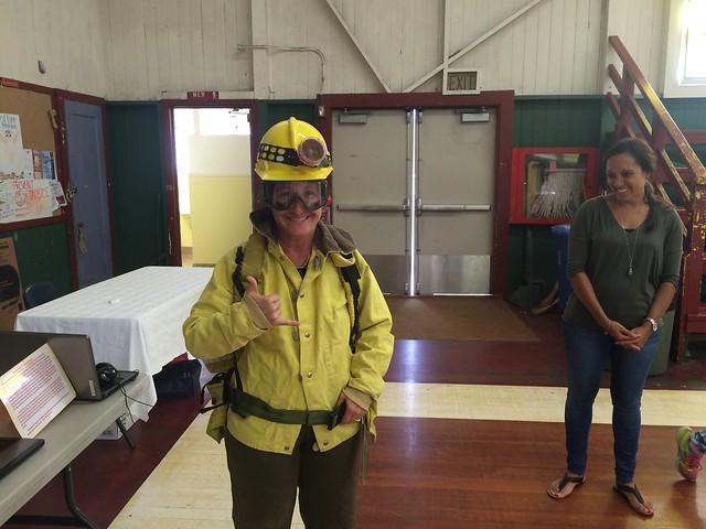 Waimea Middle School Malama Honua Event 5/18/16