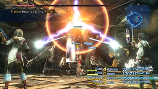 Final Fantasy XII The Zodiac Age Launches on PS4 in 2017